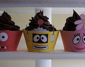 Yo Gabba Gabba Cupcake Wrappers