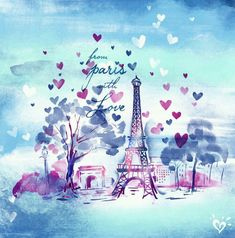 "If the Tour Eiffel is the symbol of Paris, the Cathédrale de Notre-Dame de Paris is its heart. Resting on the banks of the Seine, this splendid architectural masterpiece is a guaranteed ""must-see"". Paris Torre Eiffel, Paris Eiffel Tower, Paris 3, I Love Paris, Paris Wallpaper, Wallpaper S, Image Paris, Foto Poster, Paris Images"