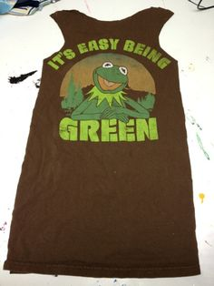 Adult t-shirts upcycled into trendy kid's clothing!  Tutorials on my blog!