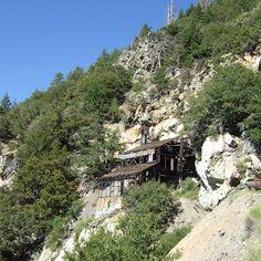 Big Horn Mine, San Gabriel Mountains, CA