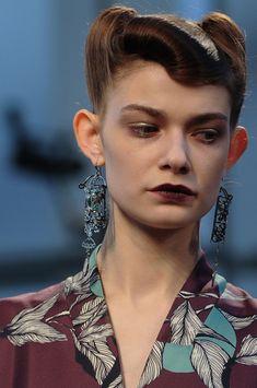 Antonio Marras at Milan Fashion Week Fall 2014