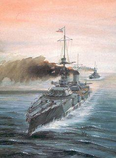 Russian 16-inch Gun Battleship Projects