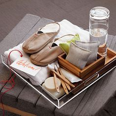 format tray in table top decor | CB2