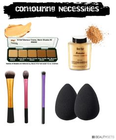 Beautysets - Contouring/Highlighting... Ben Nye Powder!!!