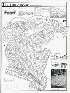 Crochet Granny Square Blanket Pattern Perler Beads Ideas For 2019 Crochet Doily Diagram, Crochet Doily Patterns, Thread Crochet, Crochet Granny, Filet Crochet, Crochet Motif, Crochet Doilies, Crochet Hats, Knitting Charts