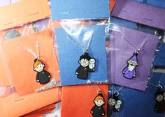 Items similar to Ron Weasley Puppet Pals Necklace on Etsy Harry Potter Crossover, Harry Potter Fandom, Potter Puppet Pals, Nerd Crafts, Ron Weasley, Mischief Managed, Hermione Granger, Sell On Etsy, Ravenclaw