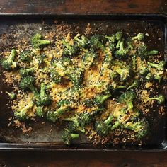 Blissed-Out Crispy Cheesy Broccoli Gratin