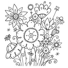 Hand embroidery patterns free printables click on the image for embroidery pattern of 1281 lollipop gardenf image only unknown original source from 3 dt1010fo