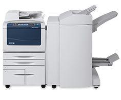 Xerox WorkCentre 5865/5875/5890 Monochrome Multifunction Printer (Copier, Printer, Scanner, Email, Fax)