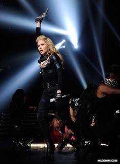 MDNA Tour 2012 - Via madonna.com Madonna Tour, Madonna Music, Business Women, The Incredibles, Singer, Tours, Actresses, Pop, Concert