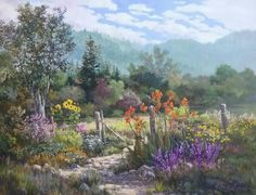 Galerías en el Carmelo y en Palm Desert California - Jones & Terwilliger Galleries - Jackie Bowker