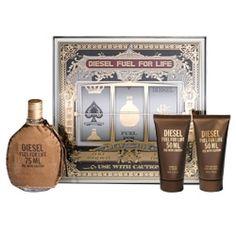 buy online d0bfe baa6d Coffret Fuel for Life Homme Parfums Homme, Parfum Pas Cher, Parfumerie,  Coffrets,