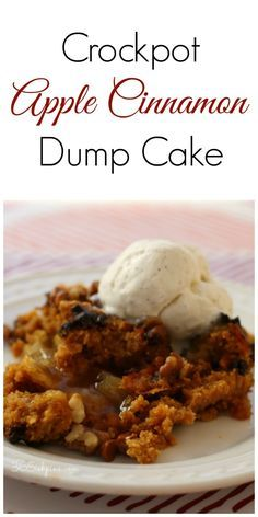 Yellow Cake Mix Apple Pie Filling Kuchen