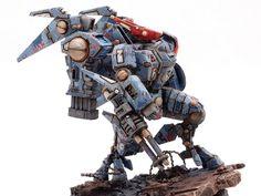 Tau Commander Warhammer  40.000 40k