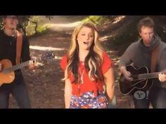▶ Lauren Alaina Georgia Peaches Ram Country Original - YouTube