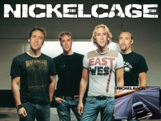 Nick Cage AND Nickelback??? Only two of my most favorite things ever! Yes please