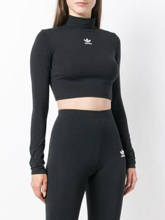 bb1d3626420 Adidas Adidas Originals Styling Complements Crop Top - Farfetch