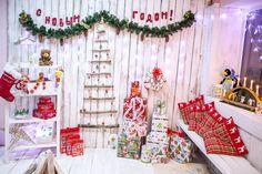 Новогоднее оформление дома Декор на Новый Год 2014 своими руками: идеи и тенденции