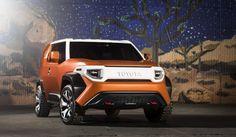 ニューヨークショーで小型SUVコンセプトをワールドプレミアToyota