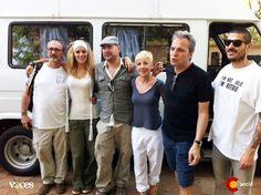 Carlos, Edurne, Fernando, Ana, David y Alvaro by VOCES para la conciencia y el desarrollo, via Flickr