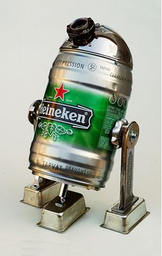 Heineken R2D2