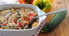 Il contorno di verdure croccanti è una preparazione semplice ma gustosissima, un connubio di sapori e colori che arricchirà la vostra tavola!