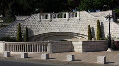 Haifa - Israel Haifa Israel, Patio, Mansions, House Styles, Outdoor Decor, Manor Houses, Villas, Mansion, Palaces