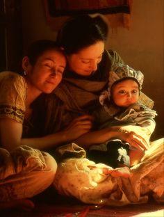 Family Love . Afghanistan
