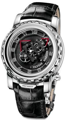 "Ulysse Nardin ""Freak"" watch"