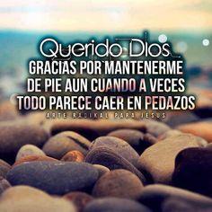 Con Dios todo es posible!