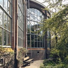 AMSTERDAM Botanical Gardens (photo by maevdkrogt)
