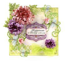 Heartfelt Creations Enchanted Mum Collection by stamptress1 - Cards and Paper Crafts at Splitcoaststampers