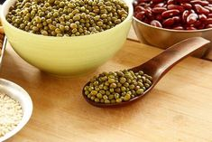 Different kinds of Grains, - Stock Photo , Green Beens, Different Kinds, Happy Foods, Dog Food Recipes, Grains, Gluten, Stock Photos, Vegetables, Student