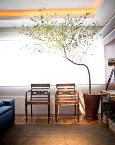 Ambiente funcional e estiloso. Veja o restante da casa: http://casadevalentina.com.br/projetos/detalhes/um-novo-lar-para-uma-nova-familia-597 #decor #decoracao #interior #design #casa #home #house #idea #ideia #detalhes #details #style #estilo #casadevalentina
