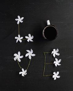 E a doce vida nos surpreendendo com um café ☕