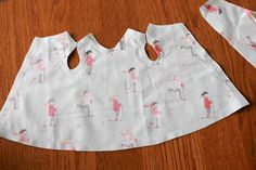 Project NICU - Baby Hospital Gown Tutorial. I love the whole concept of this gown.