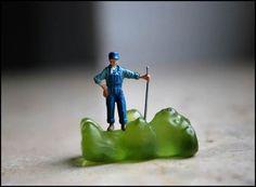 Small People – Le monde miniature de Bettina Güber (image)
