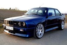Bmw E30 M3, Bmw M30, Bmw Models, Ford Escort, Hot Rides, Car Images, Bmw 3 Series, Car Photography, Custom Cars