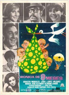 Crónica de 9 meses (Mariano Ozores) - 1967 S,I - Jose Luis Lopez Vazquez