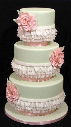 Wedding Cakes | Sweet Rose Studio