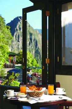 Machu Picchu Sanctuary Lodge by Orient-Express, Peru:  the only hotel located adjacent to the ancient citadel of Machu Picchu.