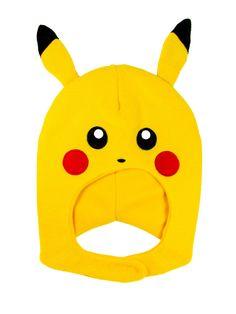 Pokemon Pikachu Mütze Lizenzartikel Beanie gelb-schwarz-rot. Aus der Kategorie Film, Serie & Kult / Diverse Fanartikel Film, Serie & Kult. Ein echter Pokemontrainer kennt keine Gefahren und wagt sich auch bei Wind und Wetter nach draußen, um seinen Pokedex zu vervollständigen. Die Pikachu-Mütze ist die perfekte Kopfbedeckung für alle Pokemon Go-Spieler!
