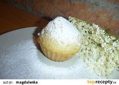 Muffiny s bezovým květem recept - TopRecepty.cz