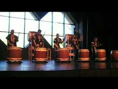my video of #Japanese taiko drumming #Japan