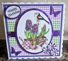 Making Cards Magazine free papers 'Little Bird' June 2015