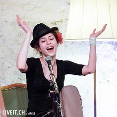 Akina McKenzie am Klangheimlich 2015 in Thun Ms, Captain Hat, Album, Fashion, Moda, Fashion Styles, Fasion