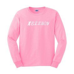 Hellboy Pink Sweatshirt