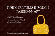 We recognize that you're taking chances on quality when buying handbags online. That's why we carry leather bags that far exceed the quality that you'd expect when placing an order. Our prices are better because we've eliminated the middleman by bringing our products to you directly.  That's what you can expect with a bag from AdamAlexis. Don't just take our word for it, browse our collection of 5 star customer #reviews right on our website. #totes #wallets #clutches #fashion #spring…