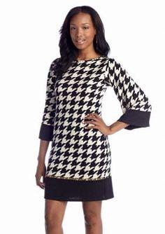 db32b3dcf0 CeCe Solid Drop Waist Dress