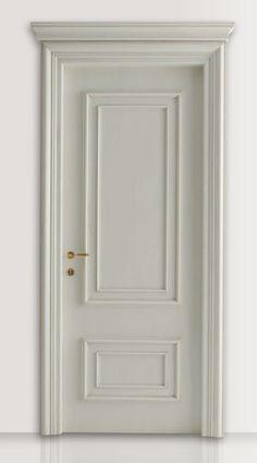 PIETRALTA 1324/QQ White lacquered door Pietralta© Classic Wood Interior Doors | Italian Luxury Interior Doors | New Design Porte Lorenzo's Doors #ItalianInteriorDesign